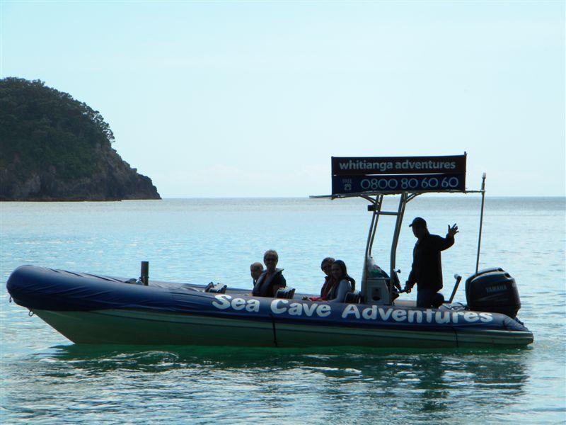 Dan - Sea Cave Adventures