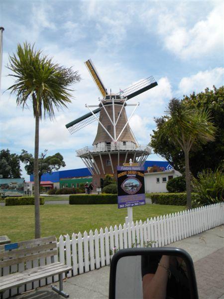Windmill at Foxton